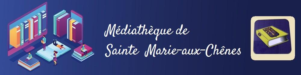 Médiathèque de Sainte Marie Aux Chenes